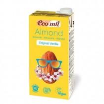 NaturGreen EcoMil Almond Original Vanilla Bio 1 L