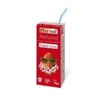 Ecomil Almond Original Cacao Bio 200 ml
