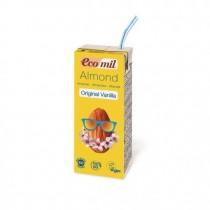 NaturGreen EcoMil Almond Original Vanilla Bio 200 ml
