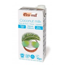 EcoMil Coconut Nature Calcium Bio 1L NaturGreen