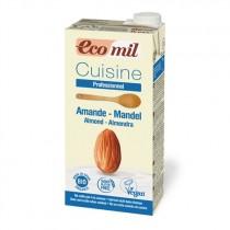 Ecomil Cuisine Almond Bio 1 L NaturGreen
