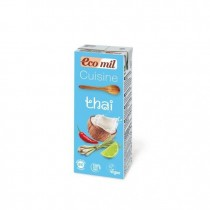 EcoMil Cuisine Thai Bio 200 ml - NaturGreen
