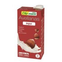 DieMilk Avellanas 1 L NaturGreen