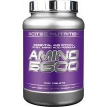 Amino 5600 - 1000 tabletas Scintec Nutrition Aminoácidos