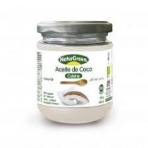 NaturGreen Aceite de Coco Cuisine Bio 430ml/400g