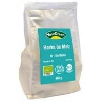 Harina de Maíz Bio 400g NaturGreen