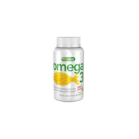Omega 3 90 caps Quamtrax Nutrition