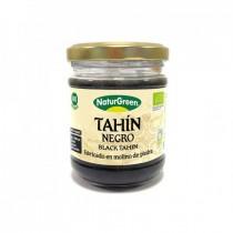 Tahín Puré Sésamo Negro Bio 180 g NaturGreen
