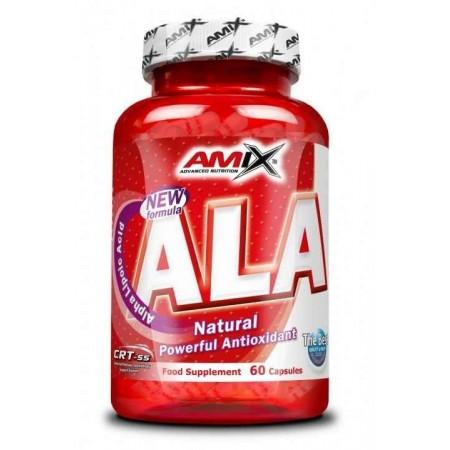 ALA Ácido Alfa Lipóico 60 Capsulas - Amix