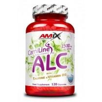 CarniLine ALC Con Taurina y Vitamina B6 90 Caps - Amix