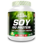 SOY Iso Protein 907gr - VitoBest  Proteinas Isolate