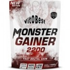 Monster Gainer 1.5kg - VitoBest Carbohydrates