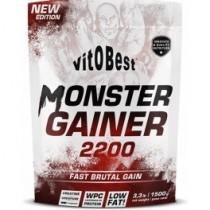 Monster Gainer 1.5kg - VitoBest Hidratos de Carbono