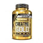 CREATINA GOLD 5000 - 120 CÁPSULAS