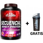 Secuencial Whey Protein  4LB - Vitobest Proteina
