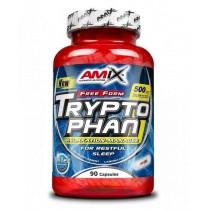 L Trypthophan 1000mg  90 capsulas - Amix aminoacidos