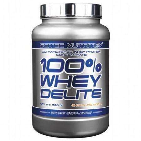 Whey Delite 100% 920gr Scitec Nutrition Proteínas