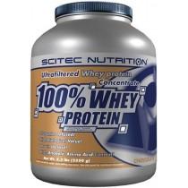 Whey Delite 100% 2350gr Scitec Nutrition Proteínas