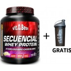 Secuencial Whey Protein 2 LB - Vitobest Proteina