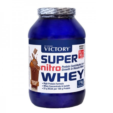 Super Nitro Whey 1 kg Victory