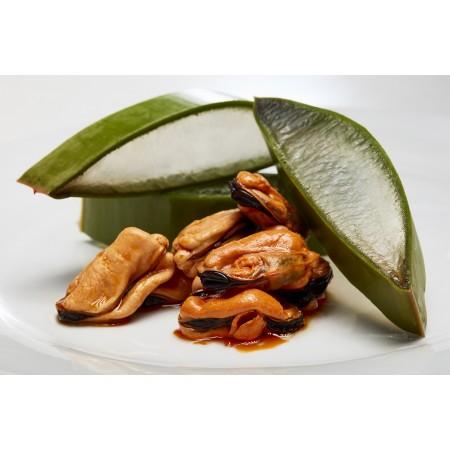 Mejillones Escabeche con Aloe Vera - Vixvital