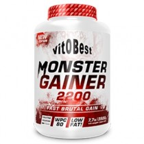 Monster Gainer 3Kg - VitoBest Carbohydrates