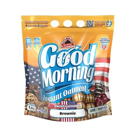 Harina de Avena 1,5 kg - Good Morning Instant Max Protein