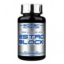 Estro Block 60 Cápsulas Scitec Nutrition Prohormonales