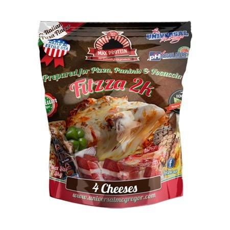 FITZZA harina de avena 2 kg - Max Protein