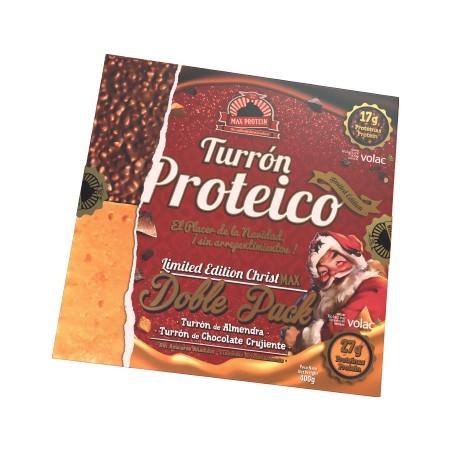 Turrón- Max Protein