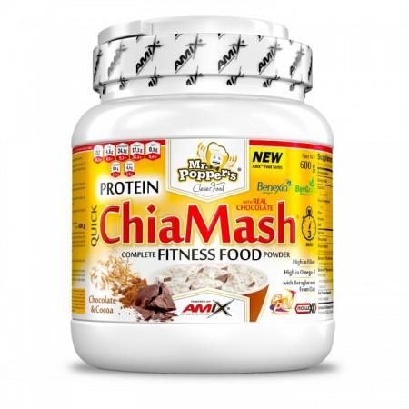 ChiaMash Protein 600gr. - Amix