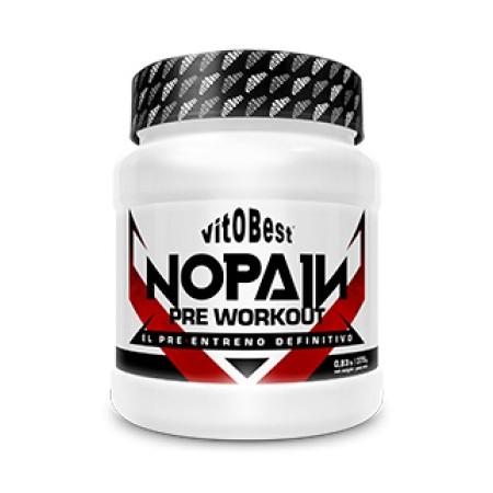 NoPain Pre-Entrenamiento 375 gr - Vitobest