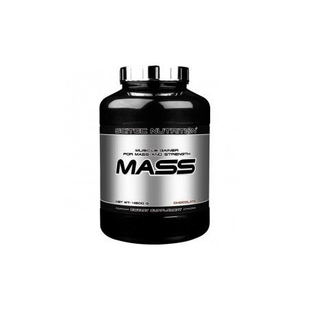 Mass 4500gr -Scitec Nutrition Voluminizador