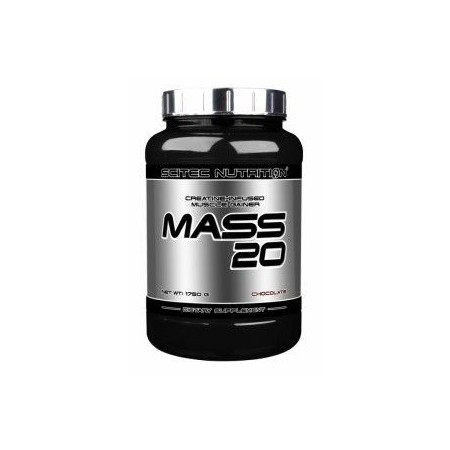 Mass 20 - 1750gr -Scitec Nutrition