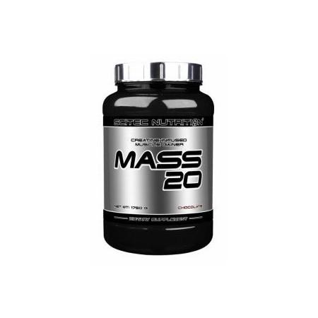 Mass 20 - 1750gr -Scitec Nutrition Voluminizadores