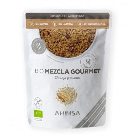 Mezcla Gourmet Soja y Quinoa Bio 250 grs - Ahimsa