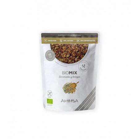 Mix Cereales y Lentejas Bio 25 grs. - Ahimsa