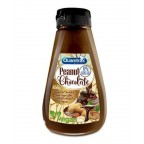 Crema Cacahuete y Chocolate - Quamtrax