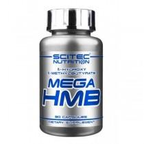 Mega HMB 90 Cápsulas - Scitec Nutrition Aminoácidos