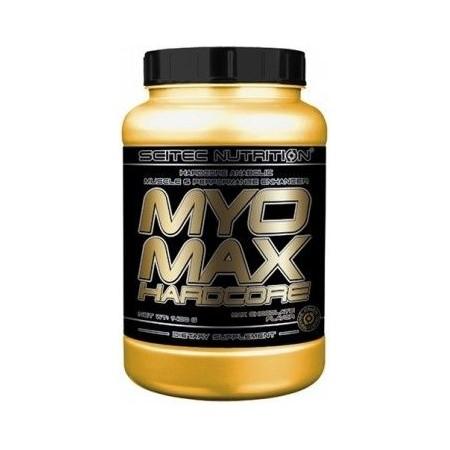 Myomax Hardcore 1400gr - Scitec Nutrition Voluminizadores
