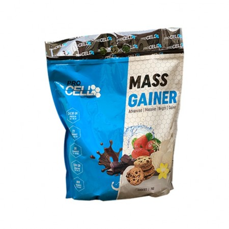 Mass gainer CARBOHIDRATOS 7 Kg. - ProCell
