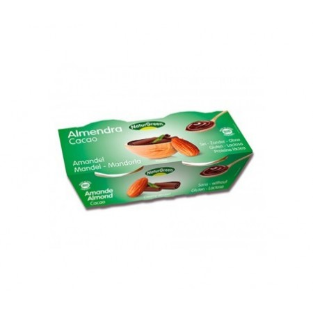 Almond Cacao Bio (2x125 g) NaturGreen