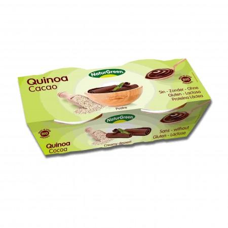 Quinoa Cacao Bio 2X125g NaturGreen