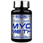 Myometh 50 Cápsulas - Scitec Nutrition