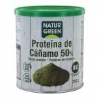 Proteína de Cáñamo Bio 50% 250 G - NaturGreen