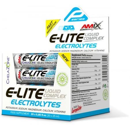 E-Lite Electrolytes 20x25ml - Amix Performance Minerals