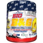 B&G® - BCAAS 12:1:1 con glutamina 400g - BIG
