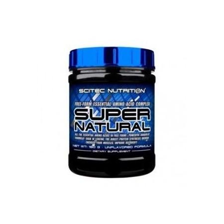 Super Natural 180gr - Scitec Nutrition Aminoácidos