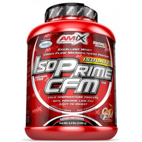 ISO Prime CFM 2 Kg - Amix