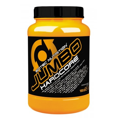 Jumbo Harcore 1530gr - Scitec Nutrition Voluminizadores